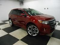 Body Style: SUV Exterior Color: Ruby Red Metallic