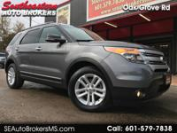 Easy to Own 2013 Ford Explorer XLT FWD 4 DOOR