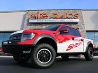 2013 Ford F-150 Raptor Shelby Edition.$103,018 original