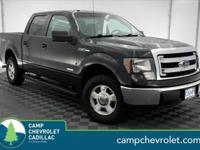 CARFAX 1-Owner, GREAT MILES 66,659! XLT trim. $1,700