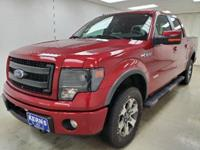 2013 FORD F150..SUPERCREW..FX4 PACKAGE..LOADED..HEATED