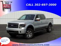 2013 Ford F-150 FX4 6-Speed Automatic Electronic