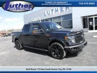 This 2013 Ford F-150 FX4 has less than 71k miles.. Does