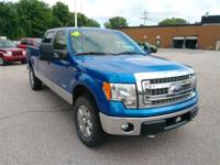 Recent Arrival! 2013 Ford F-150 4WD. Odometer is 19514