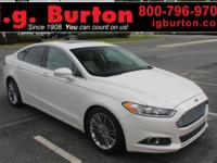 2013 Ford Fusion SE 6-Speed Automatic. 22/33