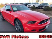 You're going to love the 2013 Ford Mustang! It delivers
