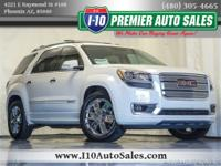 CARFAX One-Owner. Clean CARFAX. Summit White 2013 GMC