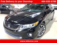 Live Video of this 2013 Honda Accord Coupe: