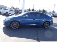 Outstanding design defines the 2013 Honda Civic! A