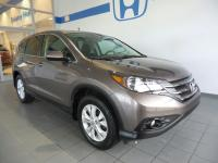 2013 Honda CR-V EX CARFAX One-Owner. ***AWD***, AWD, 17