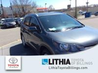 Lithia Q Certified. REDUCED FROM $26,031!, FUEL