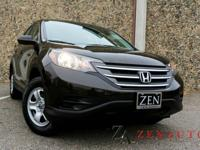 Just In-2013 Honda CR-V LX Sport SUV on
