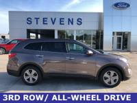 2013 Hyundai Santa Fe GLS AWD 6-Speed Automatic with