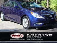 This 2013 Hyundai Sonata GLS PZEV comes well-equipped