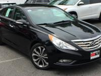 This Economy Certified 2013 Hyundai Sonata Limited