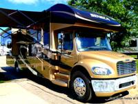 Super clean 2013 Jayco Seneca Super C motorhome for