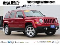 2013 Jeep Patriot Sport Deep Cherry Red Crystal CARFAX