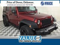2013 Jeep Wrangler Unlimited Sport Recent Arrival!