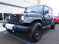 FREE POWERTRAIN WARRANTY! VERY NICE 2013 JEEPWRANGLER