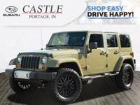 Recent Arrival! 2013 Jeep Wrangler 4WD Unlimited Sahara