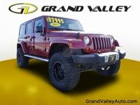 Body Style: SUV Exterior Color: Deep Cherry Red Crystal