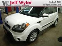 Body Style: Wagon Exterior Color: Clear White Interior