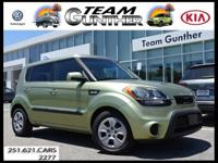 Looking for a clean, well-cared for 2013 Kia Soul? This