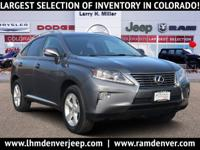 This 2013 Lexus RX 350 is proudly offered by LHM