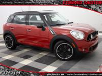 2013 MINI COOPER S COUNTRYMANONE SOUTHERN OWNER!!