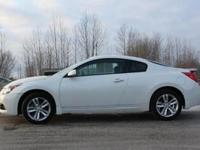 Body Style: Coupe Exterior Color: White Interior Color: