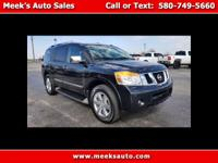 This is a very Nice full size SUV. Loaded Platinum,