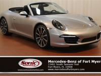 This 2013 Porsche 911 Carrera S comes loaded with