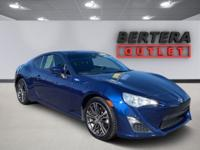 2013 Scion FR-S Ultramarine RECENT BERTERA TRADE IN,