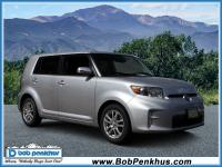 Say hello to our charming 2013 Scion xB displayed in