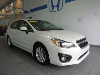 2013 Subaru Impreza 2.0i Premium Air Conditioning,