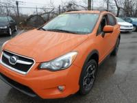 Body Style: Wagon Exterior Color: Tangerine Orange