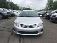 2013 Toyota Corolla LE, MUSIC STREAMING THROUGH BLUE