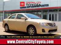 Snatch a deal on this 2013 Toyota Corolla LE before