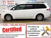 Body Style: Mini-Van Exterior Color: White Interior