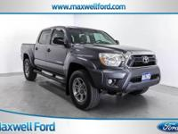 This 2013 Toyota Tacoma PreRunner is offered to you for