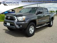 This 2013 Toyota Tacoma is offered to you for sale by