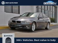 2014 BMW 3 Series 328i Black Odometer is 29915 miles
