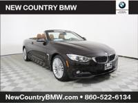 *RECENT TRADE**LUXURY LINE* 2014 BMW 4 Series 435i RWD