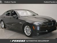 2014 BMW 5 Series 535i xDriveSERVICE INSPECTION