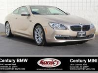 * One Owner * Clean Carfax * This 2014 BMW 640i is