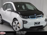 This 2014 BMW i3 HB Range Extender is a One Owner