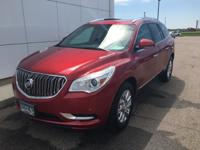 2014 Buick Enclave Leather Group FWD.  1-touch up 19""