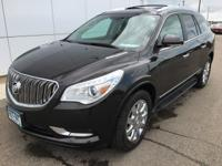 2014 Buick Enclave Leather Group Navigation, Back Up