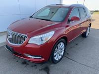 2014 Buick Enclave Premium Group FWD.  10 Speakers 20""