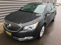 2014 Buick LaCrosse Leather Group FWD Good Tires, Good